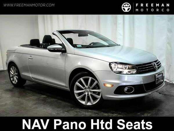 2013 *Volkswagen* *Eos* *Komfort Hardtop Convertible Pano NAV Htd...