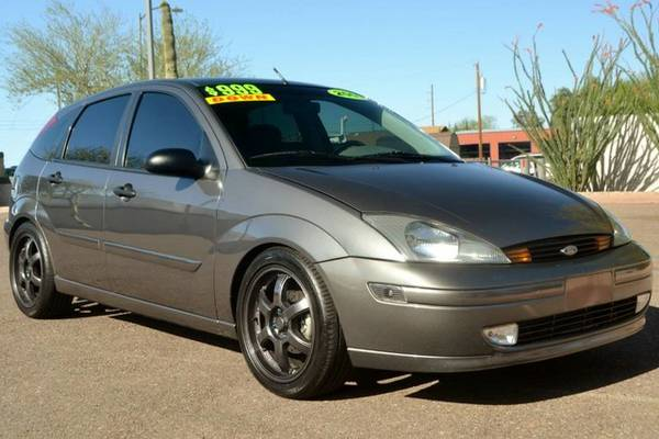 2003 Ford Focus 5DR SDN HB ZX5 BASE