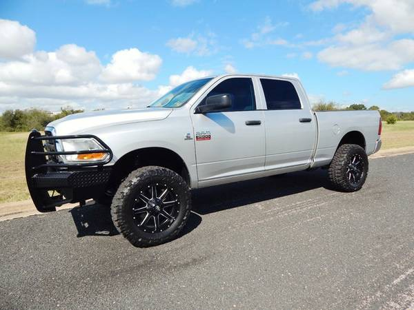 2011 RAM 2500 6.7L SHORTBED-6SPEED-4X4-NEW FUEL/WHEELS&NEW TIRES!
