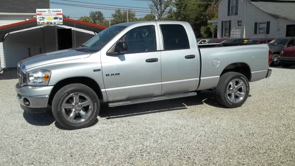 2008 Dodge Ram 1500 Only 70100miles