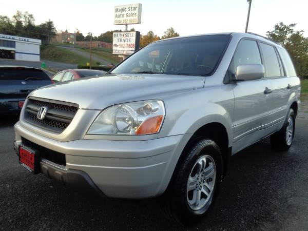 2005 Honda Pilot EX 4WD - Great Condition - One Owner - 3rd Row Seat