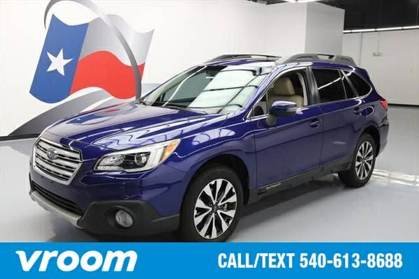 2016 Subaru Outback 2.5i Limited 7 DAY RETURN / 3000 CARS IN STOCK