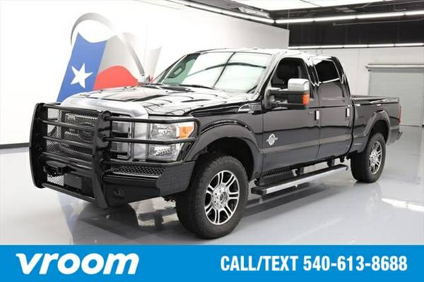 2013 Ford F-250 7 DAY RETURN / 3000 CARS IN STOCK