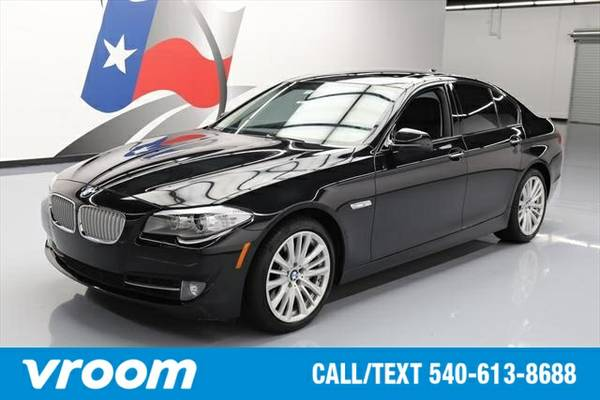 2011 BMW 550 i 7 DAY RETURN / 3000 CARS IN STOCK