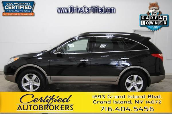2010 *Hyundai Veracruz GLS* Limited *3rd Row Seating* We Finance!