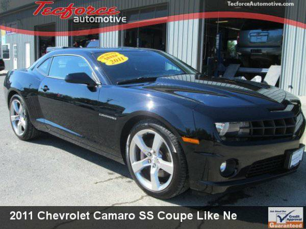 2011 Chevrolet Camaro SS Coupe Like New! 24K Miles 6-Speed Manual...