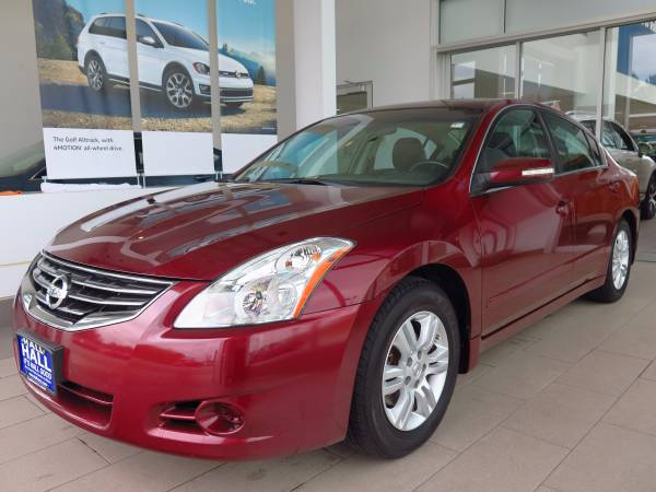 2010 NISSAN ALTIMA SL HEATED LEATHER/POWER SUNROOF/BOSE/EXTRA CLEAN