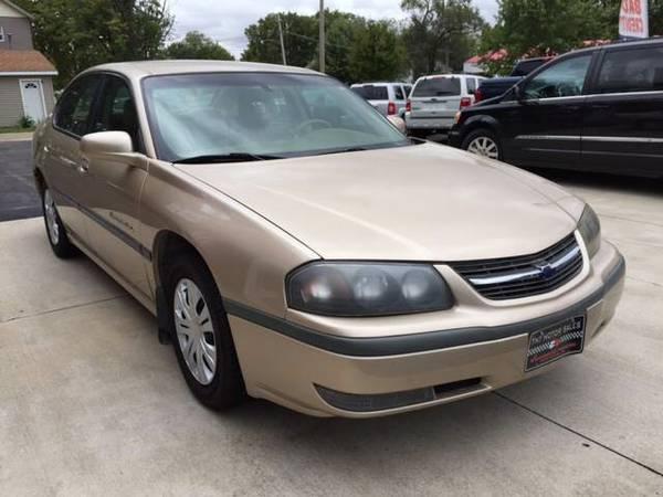 2000 Chevy Impala Oregon IL