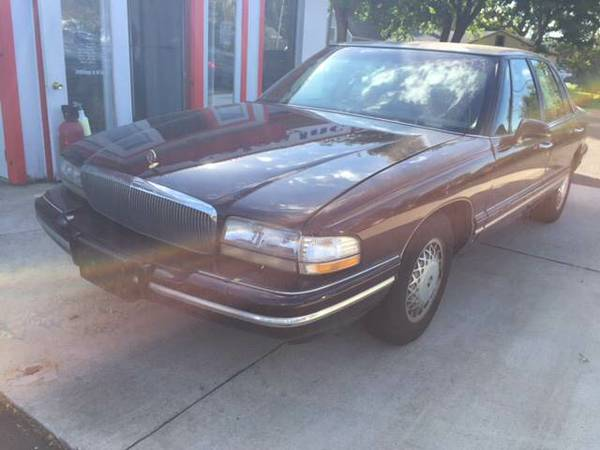 1995 Buick Park Avenue Oregon IL