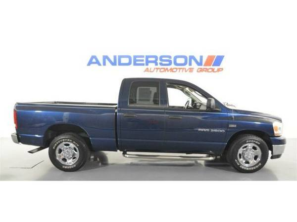 2006 *Dodge Ram 2500* (Patriot Blue Pearl)