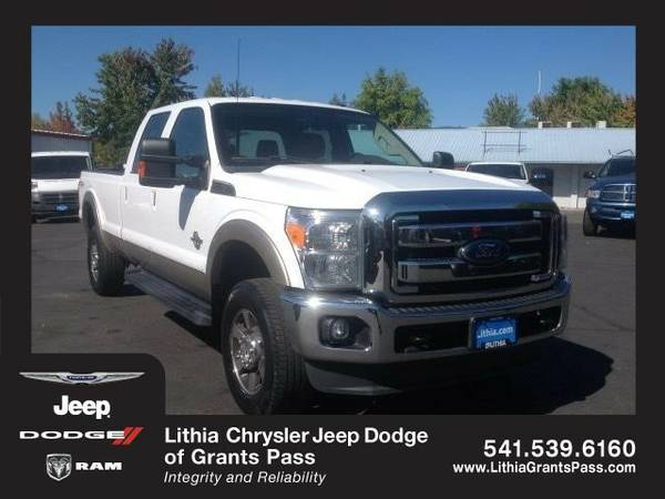 2011 Ford Super Duty F-350 SRW (You Save $2,940 Below KBB Retail)