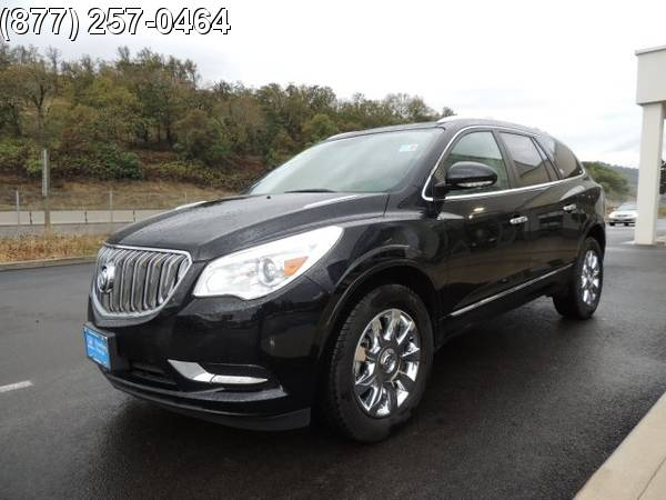 2016 Buick Enclave Leather Group 5GAKVBKD9GJ102120 Roseburg