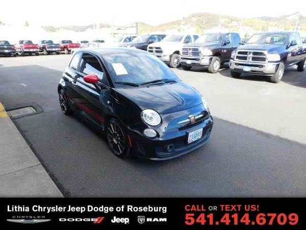 2013 FIAT 500 ABARTH