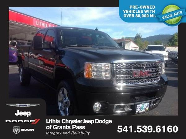 2012 GMC Sierra 2500HD DENALI