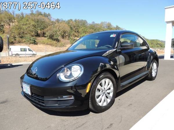 2013 Volkswagen Beetle 2.5L 3VWFP7AT5DM690075 Roseburg