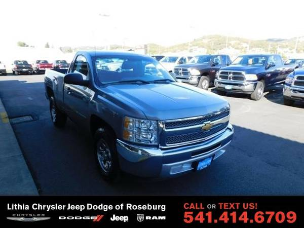 2012 Chevrolet Silverado 1500 WORK TRUCK