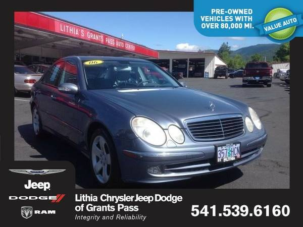2006 Mercedes-Benz E350 BASE (You Save $913 Below KBB Retail)