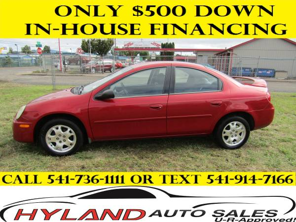 2005 Dodge Neon SXT **LOW MILES !!** U-R-APPROVED @HYLAND AUTO SALES