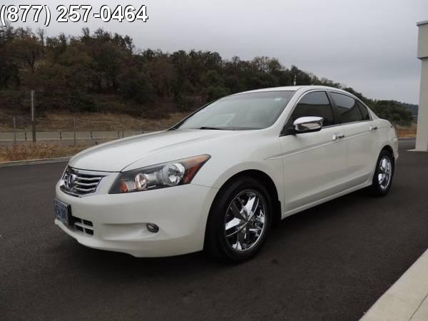 2008 Honda Accord EX-L 1HGCP368X8A069440 Roseburg