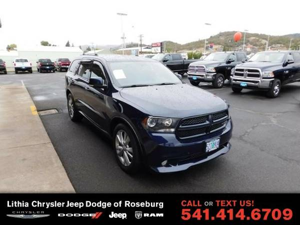 2012 Dodge Durango R/T
