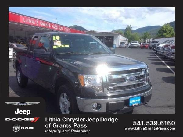 2014 Ford F-150 (You Save $1,477 Below KBB Retail)