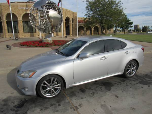 >>> $500 DOWN *** 2008 LEXUS IS 250 *** WE OFFER FINANCING...
