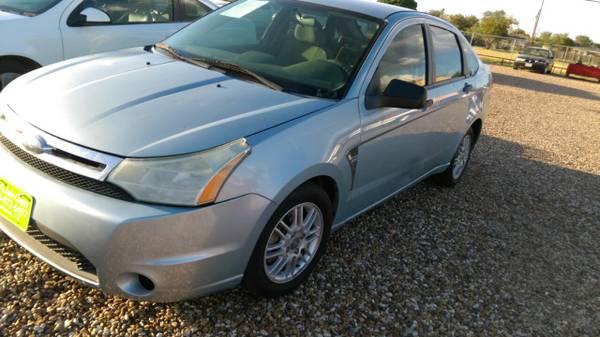08 Ford Focus 153k $3,500