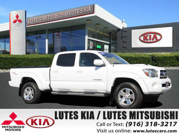 2010 Toyota Tacoma Double Cab Sport 4X4 *Certified* Truck