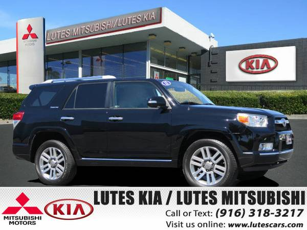 2011 Toyota 4Runner Limited 3RD Row *Loaded!* SUV