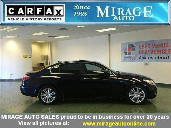 2010 *Hyundai* *Genesis* 3.8L V6 Sale Today !!