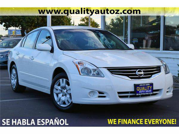 2012 *Nissan* *Altima* (WE FINANCE)