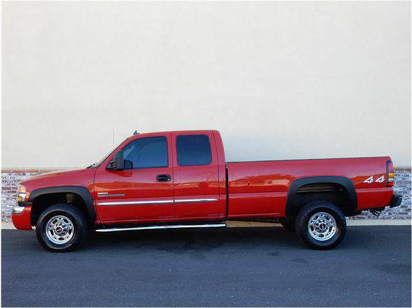 2007 *GMC* *Sierra* *2500HD* *Classic* SLE Pickup 4D 8 ft - 🚗