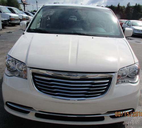 Chrysler 2012 Town & Country