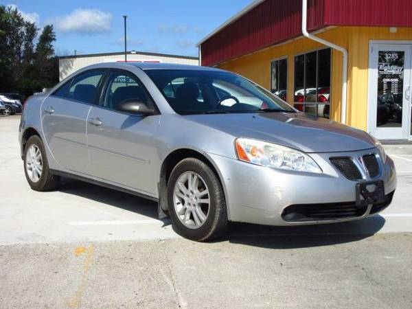 2006 Pontiac G6 63 Call Now..Priced to go!