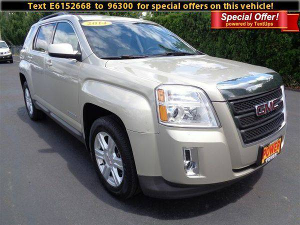 2014 *GMC* *Terrain* SLT - Call/Text