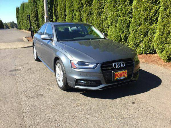 2016 *Audi* *A4* Premium - CALL/TEXT 📱