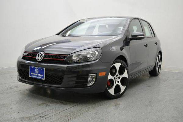 2012 *VOLKSWAGEN* *GTI* PZEV - CALL/TEXT 📱