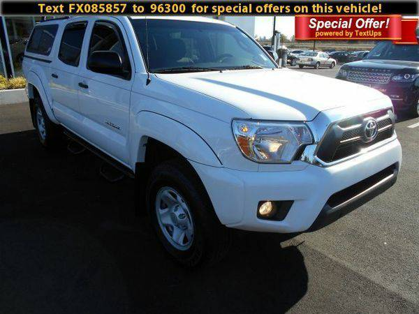 2015 *Toyota* *Tacoma* PreRunner - Call/Text