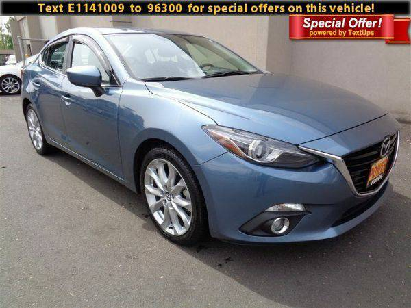 2014 *Mazda* *Mazda3* s Touring - Call/Text