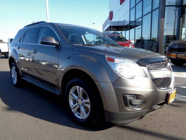2012 *Chevrolet* *Equinox* LT w/1LT - GET APPROVED TODAY!