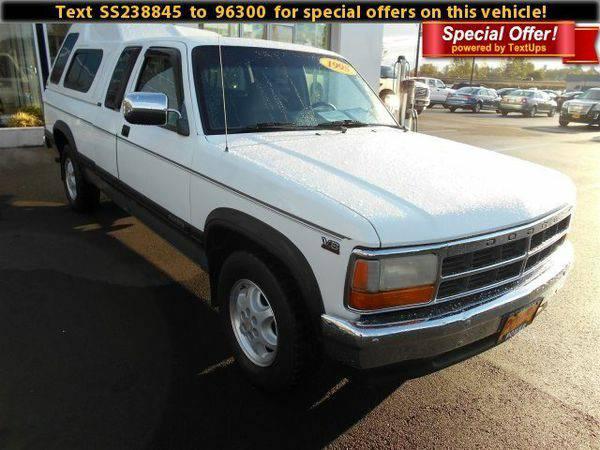 1995 *Dodge* *Dakota* CC 131 WB - Call/Text