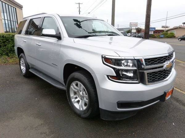 2015 *Chevrolet* *Tahoe* *LT* Sport Utility *4x4* *4wd*