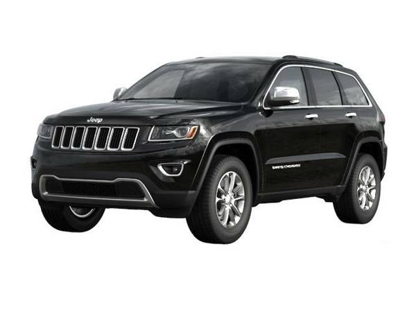 2015 *Jeep*Grand Cherokee* 4WD 4dr Laredo - (WHITE) *Jeep*Grand...