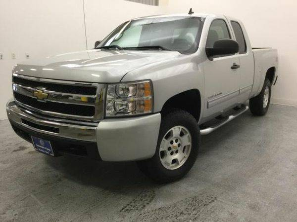 2011 *CHEVROLET* *SILVERADO* *1500* 4WD EXT CAB 143.5 LT - CALL/TEXT