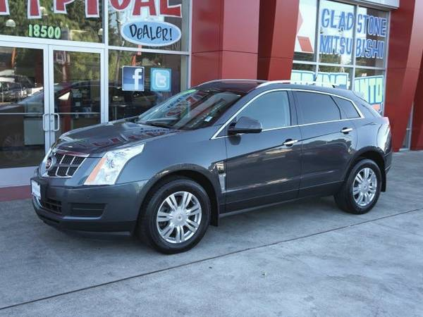 2012 *Cadillac* *SRX* *Luxury* 4D Sport Utility