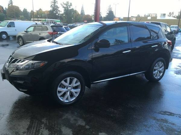 2013 *Nissan* *Murano* *S* 4D Sport Utility