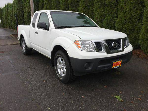 2013 *Nissan* *Frontier* S - CALL/TEXT 📱