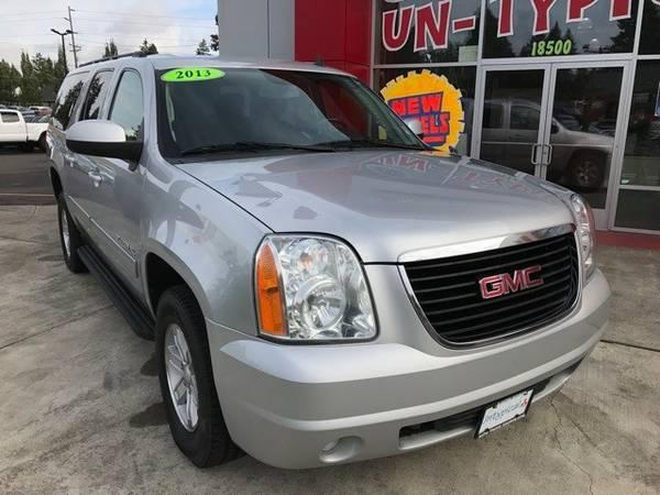 2013 *GMC* *Yukon* *XL* *SLE 1500* 4D Sport Utility