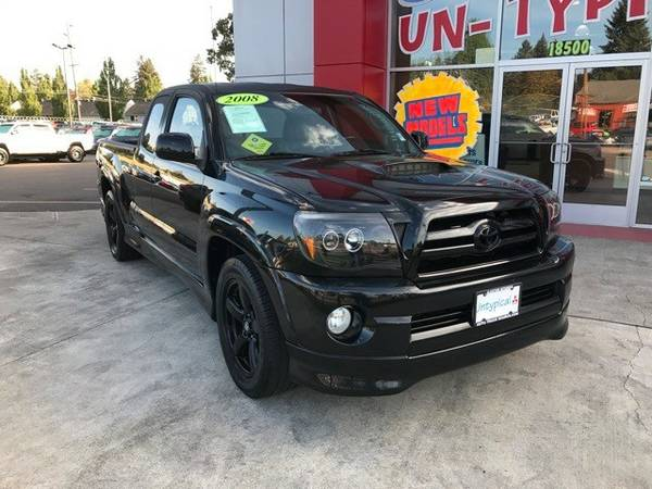 2008 *Toyota* *Tacoma* *X-Runner* 4D Access Cab