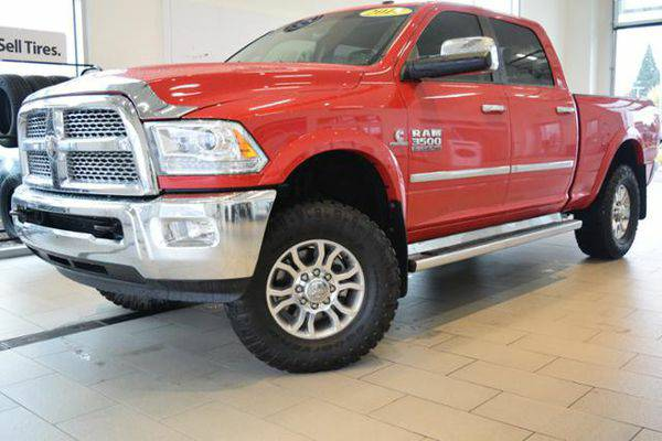 2014 *RAM* *3500* 4WD CREW CAB 149 LARAMIE - CALL/TEXT 📱